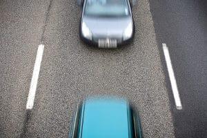 Auch bei der Abstandsmessung können Fehler auftreten.