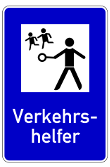 VZ 356 - Verkehrshelfer