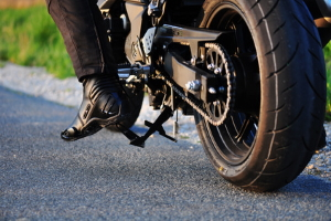 Sie wollen mit einem Motorrad fahren? Der A1-Führerschein macht dies möglich.