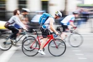 Absolute Fahruntüchtigkeit: Auch wer Fahrrad fährt, muss aufpassen!