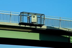 Abzug der Toleranz: Auf der Autobahn erfolgt dies auch bei Abstandsmessungen.