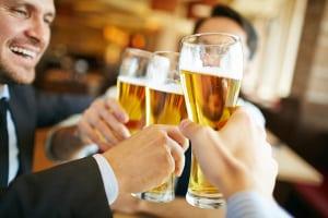 Wie können Sie Alkohol kontrolliert trinken?