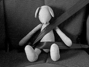 Anschnallpflich mit dem Sicherheitsgurt t und Helmpflicht sind gesetzlich geregelt.