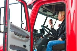 Die Vorschriften zur Arbeitszeit der Lkw-Fahrer dienen dem Arbeitsschutz aber auch der Verkehrssicherheit.
