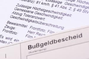 Mehrere B-Verstöße können Konsequenzen für den Führerschein bedeuten