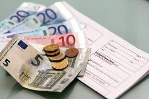 Vor dem Bezahlen vergewissern, dass der Bußgeldbescheid nicht falsche Angaben enthält.