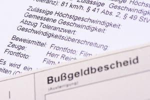 Das Bußgeldverfahren: Infos zum Ablauf, den einzelnen Verfahrensetappen und mehr