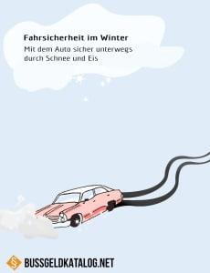 E-Book zur Fahrsicherheit im Winter