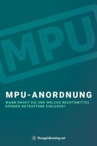E-Book zur MPU-Anordnung