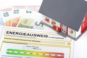 Aufschlussreiche Energieeffizienzklasse: Haus und Wohnung können damit ausgestattet sein.
