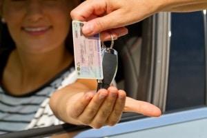 Im Fahreignungsregister sind Informationen zu Verkehrssündern hinterlegt.