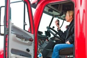 Was können Kraftfahrer tun, die ihre Fahrerkarte vergessen haben?