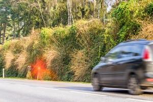Wenn Sie das Fahrverbot antreten dürfen Sie nicht mehr mit einem Kfz am Straßenverkehr teilnehmen.