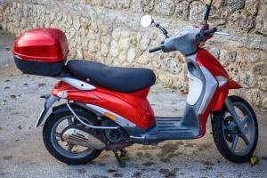 Fahrzeugklasse L: Ein Mofa zählt ebenso dazu wie ein Motorrad, ein Roller oder ein Quad.