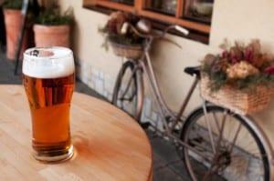 Auch für Fahrradfahrer ist der Promillerechner sinnvoll.