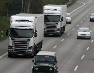 Die Ferienreiseverordnung gilt für LKW über 7,5 Tonnen
