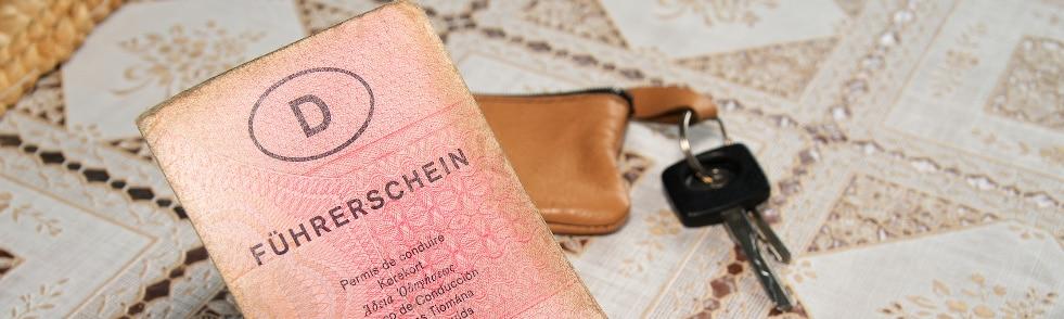 Führerschein der Klasse 1a: Auch heute noch gültig.