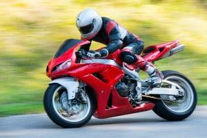 die Füherscheinklasse 1a erlaubt die Fahrt mit Motorrädern aller Größen.