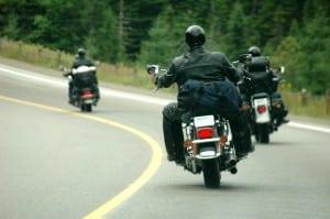Die Führerscheinklasse A ist die höchste im Kraftrad-Bereich