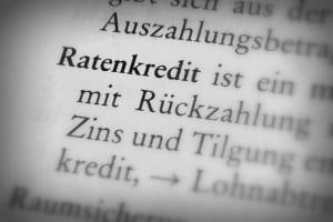 Eine übliche Form der Gebrauchtwagenfinanzierung ist der Ratenkredit.