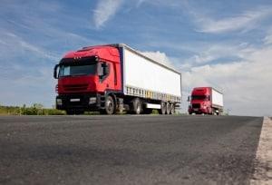 In vielen Ländern gibt es kein generelles Wochenendfahrverbot für Lkw.