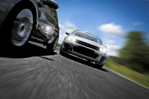 Die Geschwindigkeit wird in Amerika in Meilen pro Stunde (mph) angegeben.