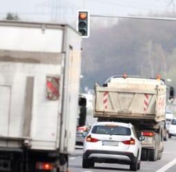 Fahrer von Gefahrguttransporten mussten einen GGVS-Schein vorweisen können.