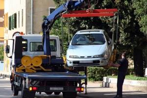 Missachten Sie das Halteverbot, kann Ihr Wagen abgeschleppt werden.