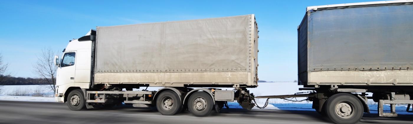 Header Arbeitszeit für Lkw-Fahrer
