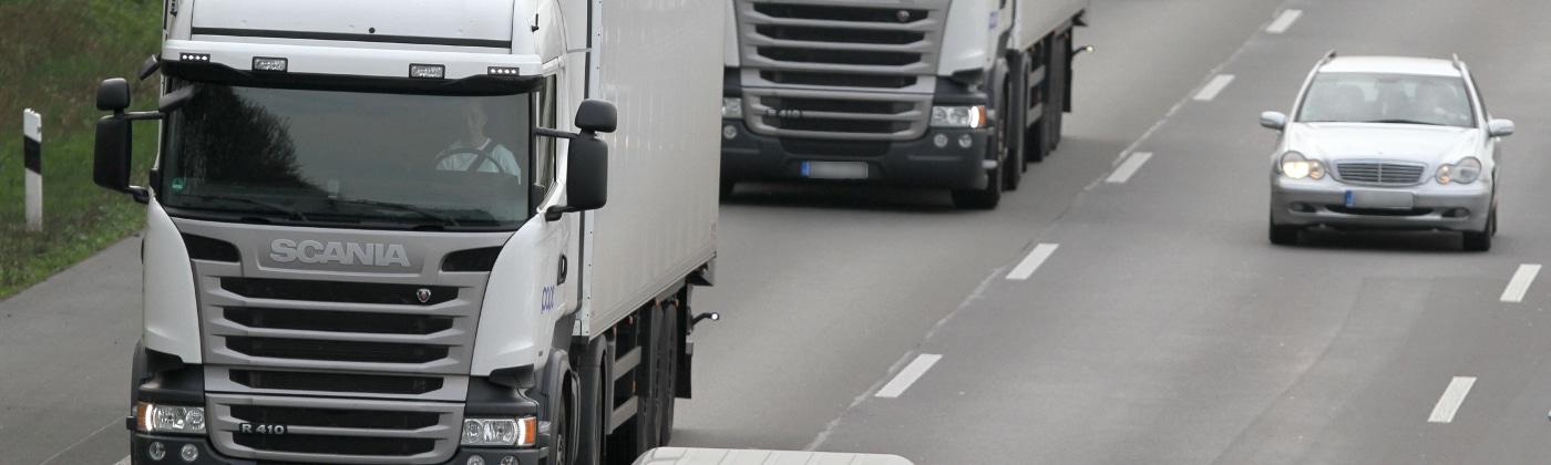 Die Brückenabstandsmessung gilt hauptsächlich der Überprüfung des Sicherheitsabstandes.