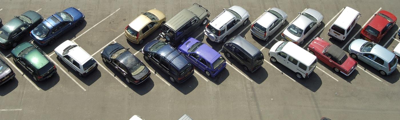 Wo kann ein Parkausweis beantragt werden?