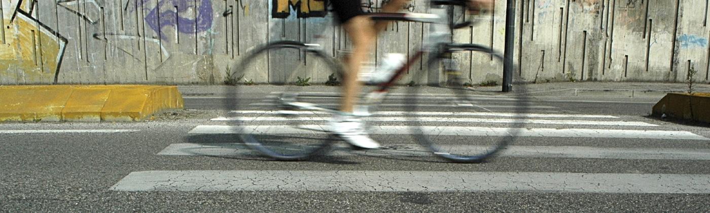 Wie schnell darf man auf einem Fahrrad fahren?