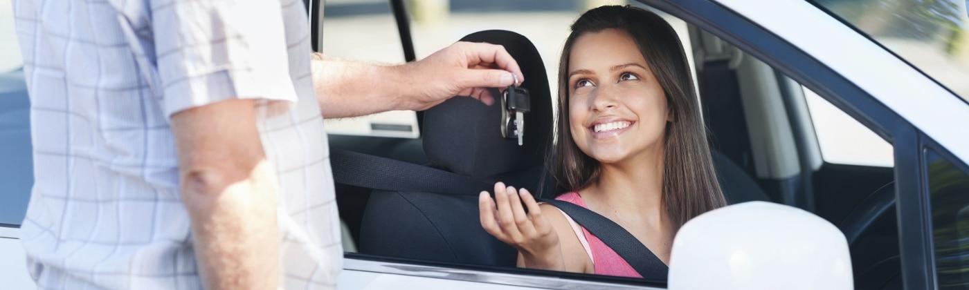 Header Führerschein mit 17