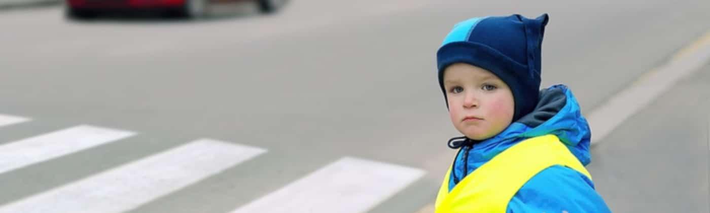 Die Geschwindigkeitsbegrenzung innerorts soll der Verkehrssicherheit dienen.