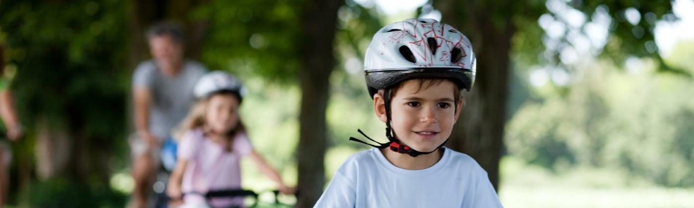 Gilt eine Helmpflicht fürs Fahrrad?