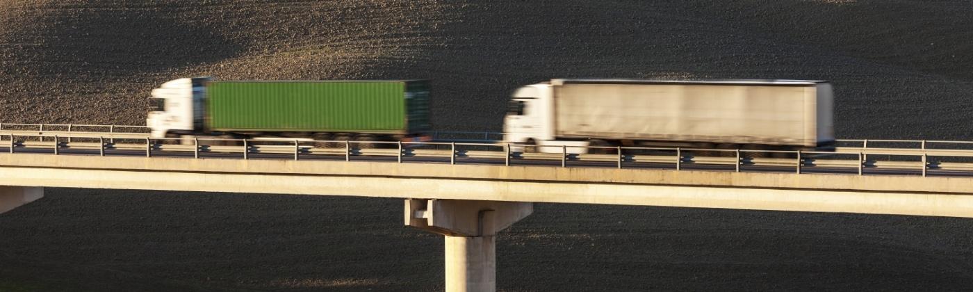Header Höchstgeschwindigkeit für Lkw