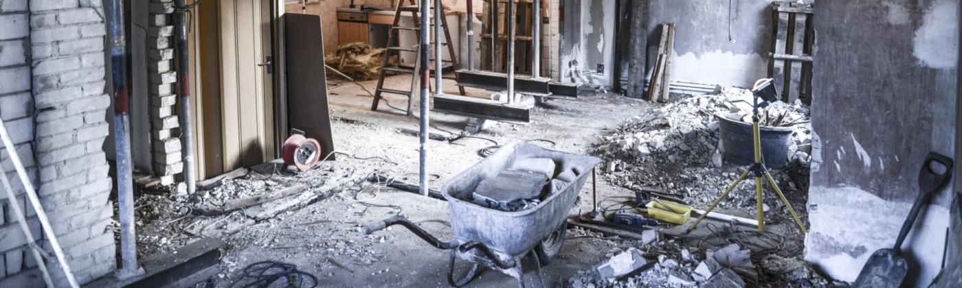 l rmbel stigung durch renovierung der wohnung was ist. Black Bedroom Furniture Sets. Home Design Ideas