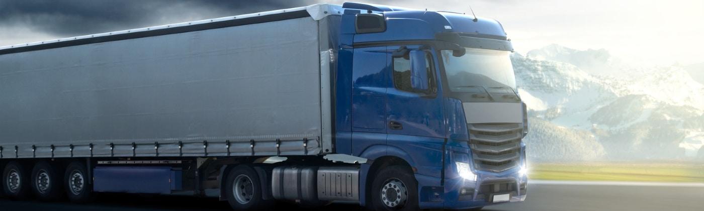 Header Lkw-Geschwindigkeit auf der Autobahn