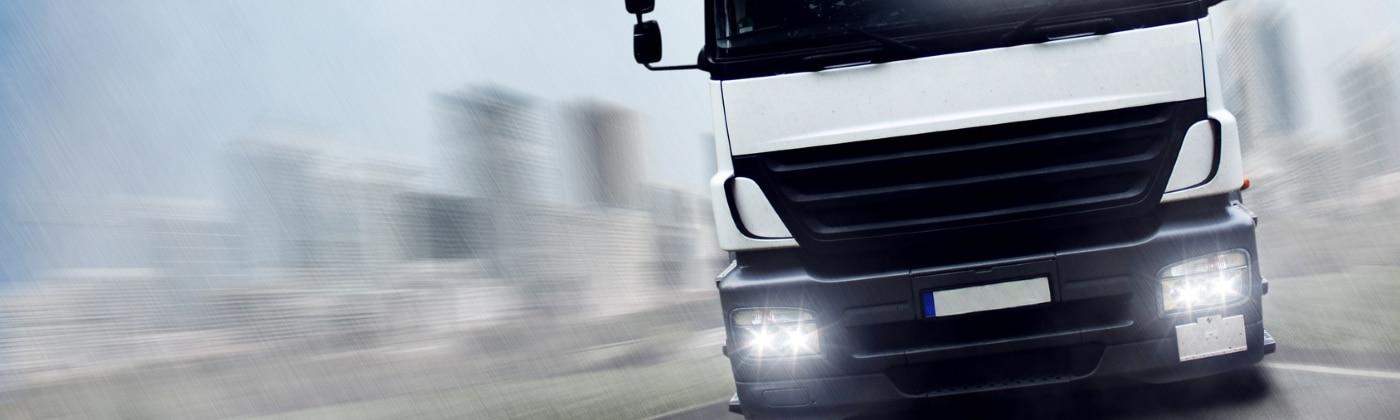Welche speziellen Vorschriften gibt es für Lkw?