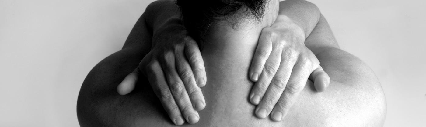 Header Nackenschmerzen nach Unfall