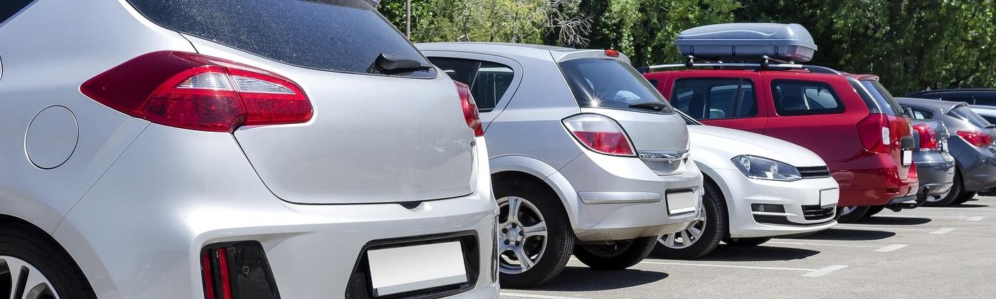 Header Parkplatz freihalten