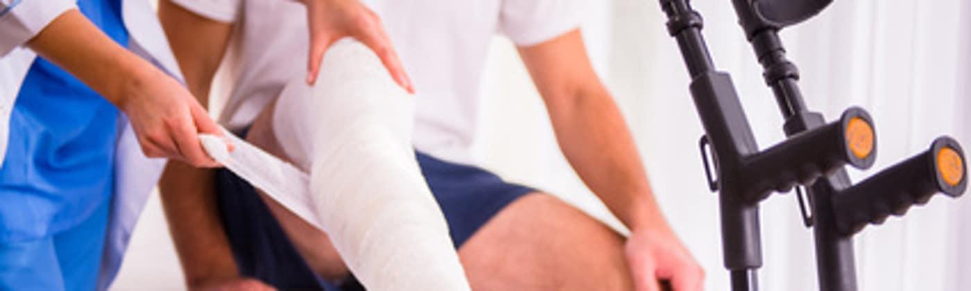 Das Schmerzensgeld bei einer Prellung am Knie ist gesetzlich durch § 253 BGB geregelt.