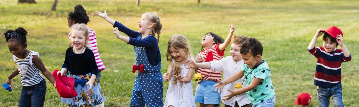 Headerbild: Selbstverteidigung für Kinder