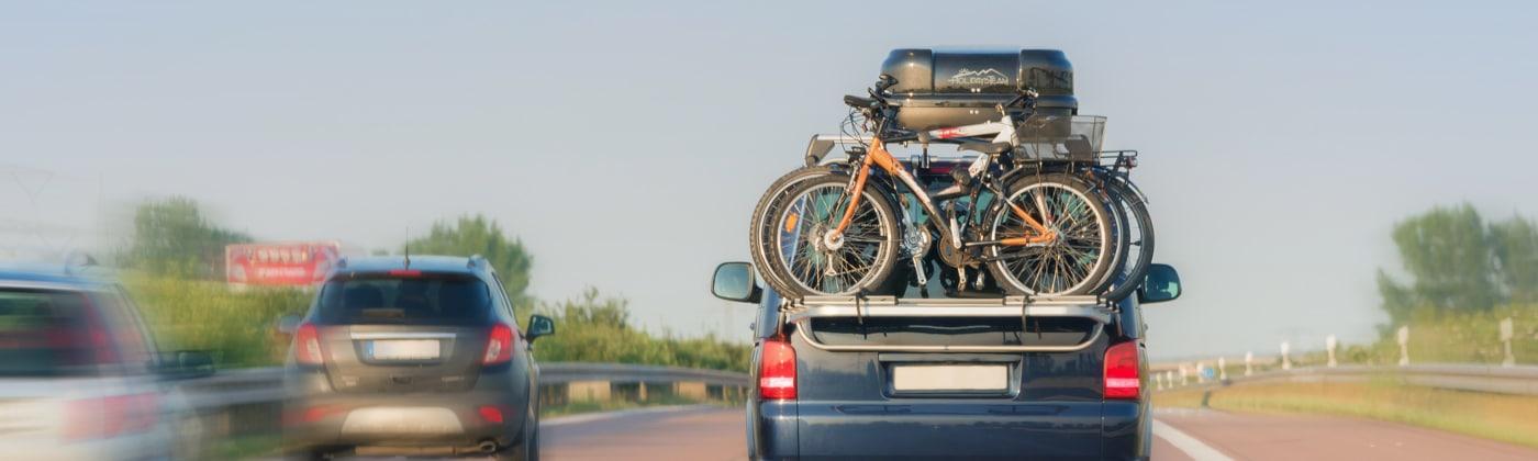 Vorstehende Außenkanten können für andere Verkehrsteilnehmer zum Sicherheitsrisiko werden.