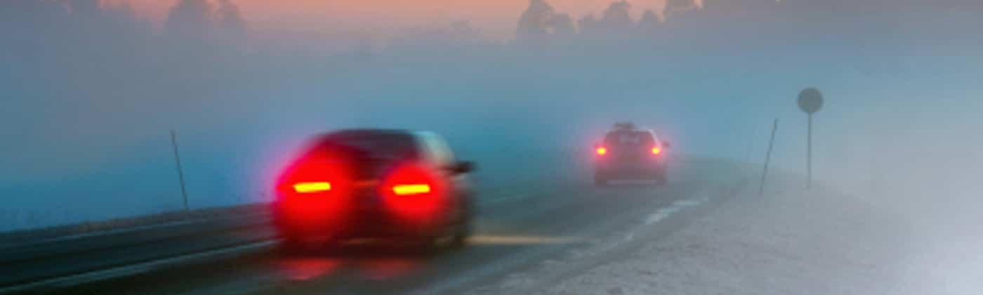 Die Nebelschlussleuchte: Wann dürfen Sie diese Beleuchtungseinrichtung einschalten?