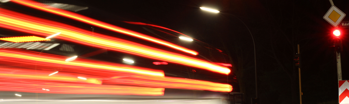 Die Geschwindigkeitsmessung durch Nachfahren ist keine unübliche Methode.