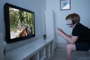 Jugendschutz für Videospiele: Interaktive Medien wie diese müssen genau geprüft werden.