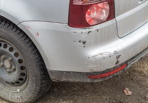Auch schon kleine Schäden am Fahrzeug bedeuten eine Wertminderung - der Ausgleichsanspruch besteht aber nicht immer.