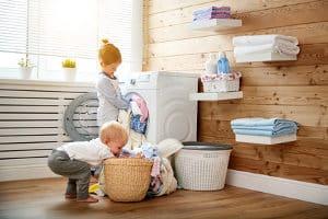 Gilt das Lachen, Weinen und Trampeln der Kleinen als Lärmbelästigung durch Kinder?