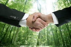 Das Landeswaldgesetz achten - der Umwelt und anderen zuliebe